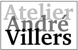 logo atelier andré villers